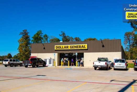 Dollar General Retail Building